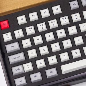Image 2 - Kbdfan جديد وصول صبغ subbed dsa pbt كيكابس الشمال تخطيط iso dsa الشخصي ل usb لوحة مفاتيح الألعاب الميكانيكية
