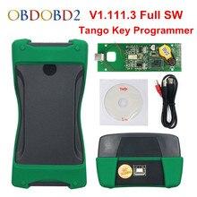 Newest Tango Key Programmer V1.111.3 OEM Tango Auto Key Prog