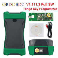 Più nuovo Programmatore Chiave di Tango V1.111.3 OEM Tango Programmatore Chiave Auto Con Tutti I Software Tango Programmatore DHL LIBERA il Trasporto