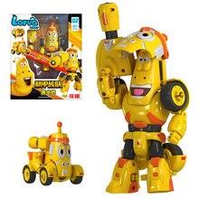 高品質 abs 楽しい幼虫変換おもちゃアクションフィギュア変形車モードとメカモード誕生日ギフト