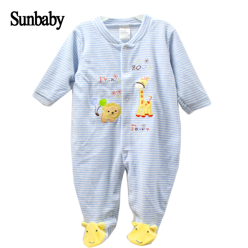 Mri-le1 Toddler Baby Boy Girl Short Sleeved Coveralls USA Jamaica Flag Baby Clothes