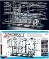 Искривление пространства spacerail Новое Пространство Raill Смешно Строительный Комплект Горки Игрушки SpaceRail Уровень 9, DIY Spacewarp Эректор Набор 5000 мм