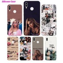 Silicone Case Ariana grande Thank