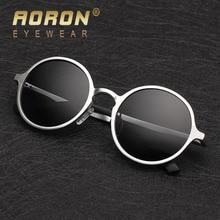 Fashion Unisex Teashades Polarized Sunglasses women's Star Glasses Round Circle Metal Granny Glasses Casual Cute Eyewear Vintage