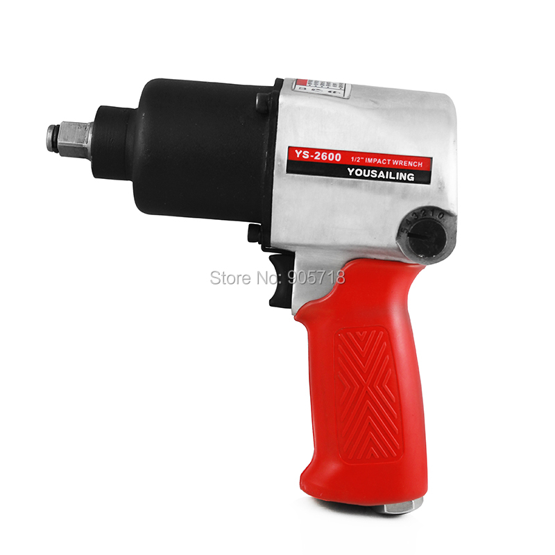 1/2 Inch Pneumatic/air Impact Wrench Air Tool 1 2 inch mini pneumatic air impact wrench air impact wrench car repair auto wrench tool double ring hammer