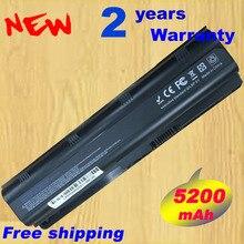 HSW 4400 mAh HP için batarya Compaq Pavilion G6 G4 G7 DM4 DV3 DV5 DV6 DV7 CQ42 CQ43 CQ72 MU06 593553  001 hstnn lb0w hstnn yb0w