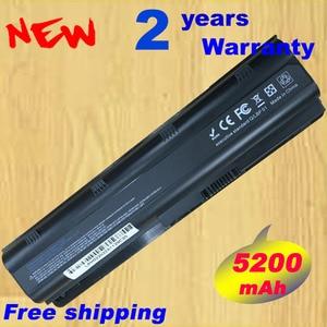 Image 1 - HSW 4400 mAh HP için batarya Compaq Pavilion G6 G4 G7 DM4 DV3 DV5 DV6 DV7 CQ42 CQ43 CQ72 MU06 593553  001 hstnn lb0w hstnn yb0w