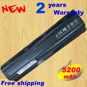 Image 1 - HSW  4400mAh Battery For HP Compaq Pavilion G6 G4 G7 DM4 DV3 DV5 DV6 DV7 CQ42 CQ43 CQ72 MU06 593553 001 hstnn lb0w hstnn yb0w
