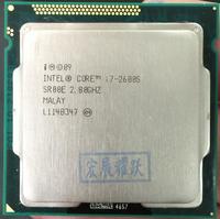 Shipping free Original Processor Intel core i7 2600S I7 2600S Quad Core 2.8GHz LGA 1155 TDP 65W 8MB Cache 32nm Desktop CPU