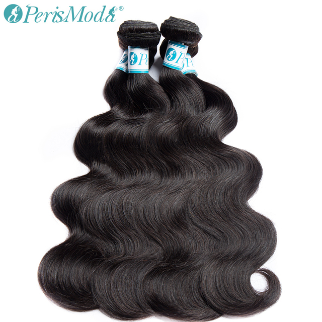 Perismoda Hair Brazilian Body Wave 1 3 4 Bundle Deals 10 28