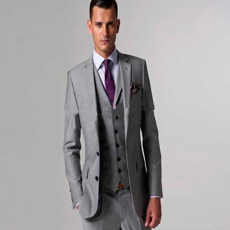 Online Get Cheap 3 Piece Light Gray Suit -Aliexpress.com | Alibaba ...
