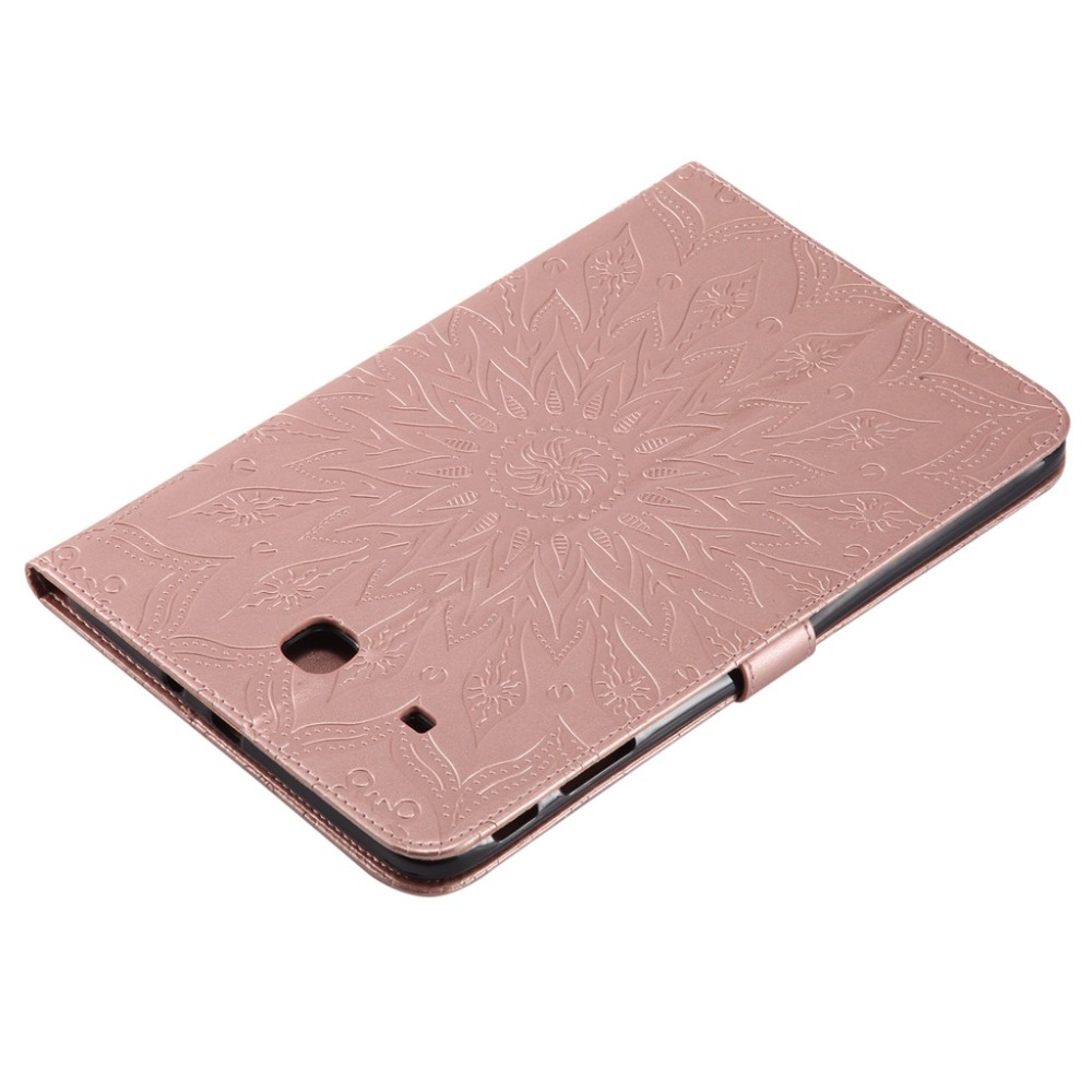 Cover For Samsung Tab E 9.6 T560 Leather Cover Case Funda For Samsung GALAXY Tab E 9.6 T560 SM-T560 Smart Case+Stylus Pen+Film.