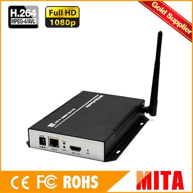 H 264 HDMI Encoder IPTV RTSP RTMP IP Streaming HD Voor IPTV, Live  Uitzending, Media Server
