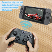 Bluetooth Wireless For Switch Pro Controller For NS Gamepad Joypad Remote for Nintend Switch Console Controle Joystick for switch pro bluetooth wireless controller for ns splatoon2 remote gamepad for nintend switch console joystick
