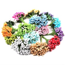 Free shipping ivory color 2.5cm flowers /Wedding / decorative flower /Artificial (120pcs lot )004010010