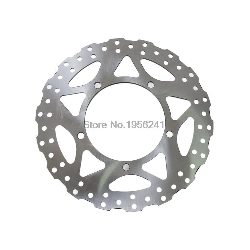 Motorcycle Front Brake Disc Rotor For Kawasaki NINJA 300 EX300 2013-2016 Z300 Z 250 SL ABS 2015 2016 for kawasaki ninja 250 ninja250 2008 2015 ninja 300 ninja300 2013 2015 motorcycle aluminum short brake clutch levers black