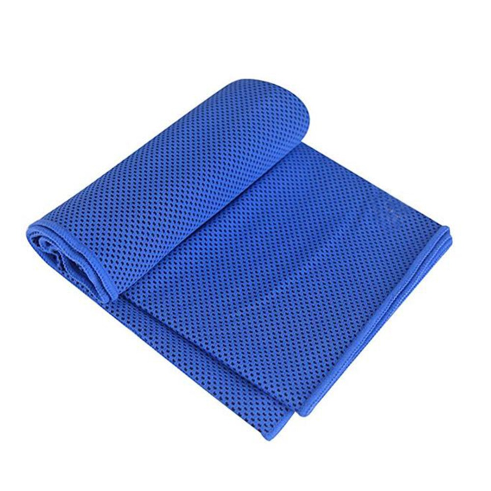 Sweat Towel On Neck: Quick Drying Sweat Absorption Neck Cooler Swimming Towels