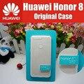 Ltps 5.2 polegada frd-al00 para huawei honor 8 caso original oficial 100% tpu water cube nano brilhante chapeamento capa