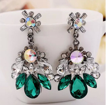 Brincos 2018 SBY0761 Fashion Amazing Hot Sale Bohemian Stud Waterdrop Long Earrings For Women Brand Jewelry