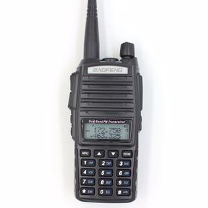 Image 2 - BaoFeng UV 82 5W Dual Band 136 174 & 400 520MHzวิทยุสองทางUV 82 2800MAhแบตเตอรี่Walkie Talkie