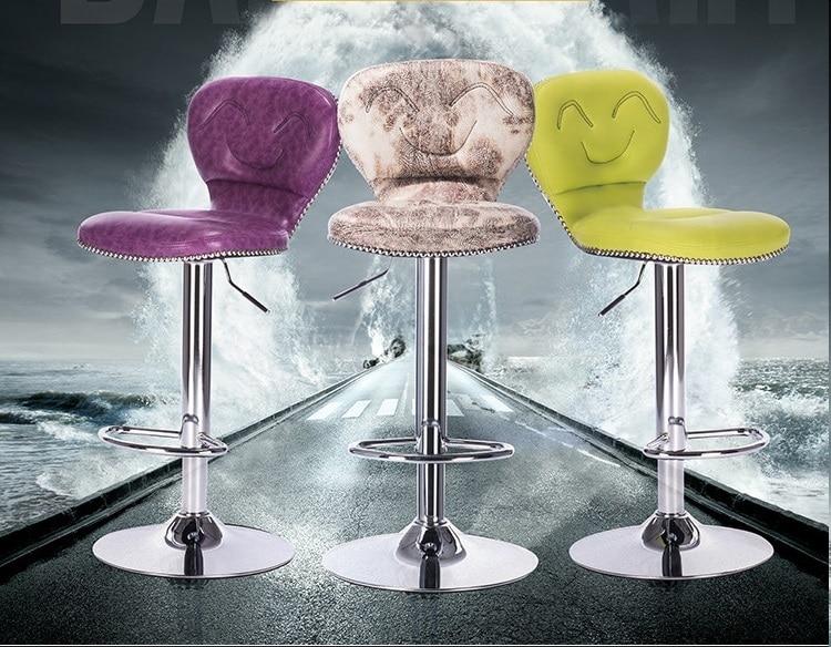 European and American bar chair Student club stools office coffee stool american bar chair the foot stool front desk chair coffee chair