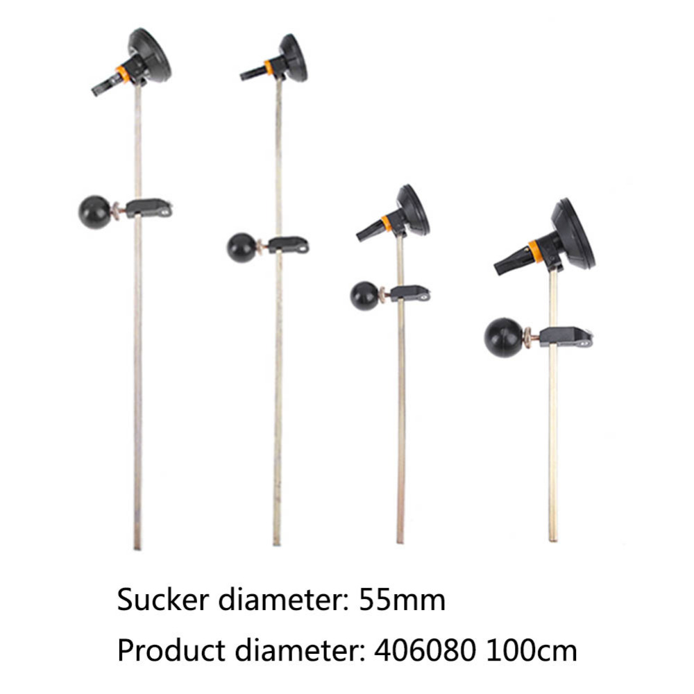 40/60/80/100cm Glass Cutter 6 Wheel Compasses Circular Cutting Suction Cup for Glass Circle Professional Glass Cutting Tool 40/60/80/100cm Glass Cutter 6 Wheel Compasses Circular Cutting Suction Cup for Glass Circle Professional Glass Cutting Tool