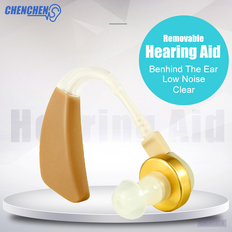 Removeable Hearing Aid Free Shipping Ear Assistance Sound Amplifier Voice Volume Adjustable Hearing Aids Deaf Care