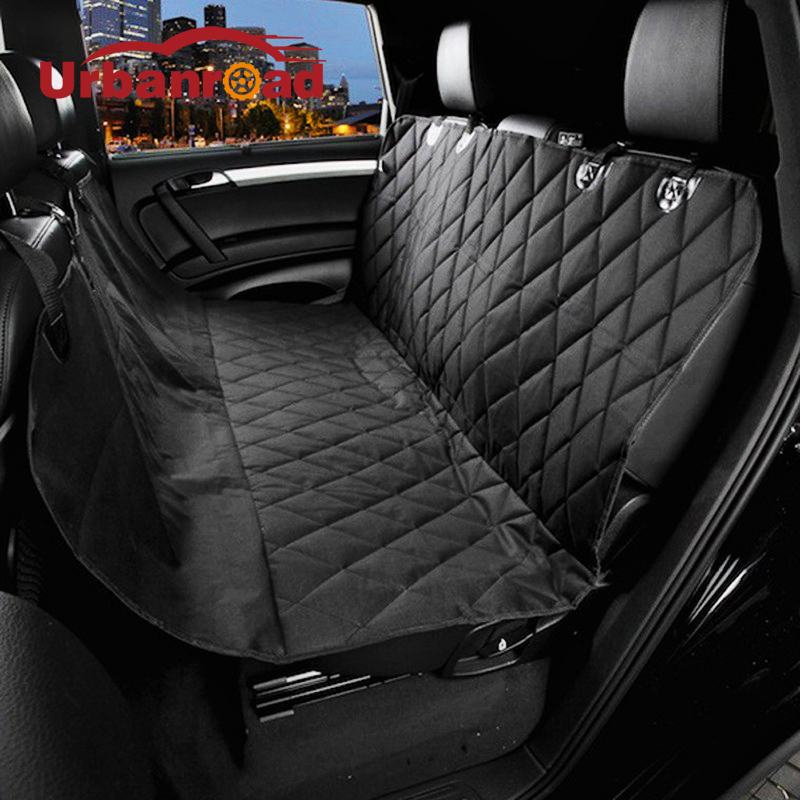 car pet dog seat covers waterproof back bench seat car pet mat accessories for dogs auto. Black Bedroom Furniture Sets. Home Design Ideas