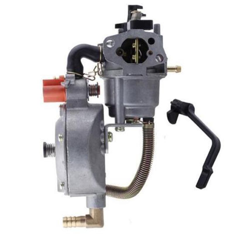 Carburetor Carb for 168F GX160 2KW Water Pump Dual Fuel Generator gasoline NEW 3 inch gasoline water pump wp30 landscaped garden section 168f gx160 agricultural pumps