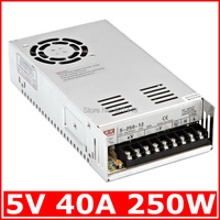 Electrical Equipment Supplies Power Supplies Switching Power Supply S Single Output Series S 250W 5V