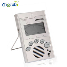 Cherub WST-500B New Guzheng Tuner Professional Manual/Automatic Tone Tuning Chromatic LCD Display Stringed Instruments Parts(China)