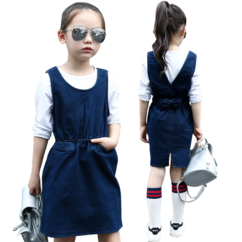 Girls Denim Dress Size 12 Promotion-Shop for Promotional Girls ...