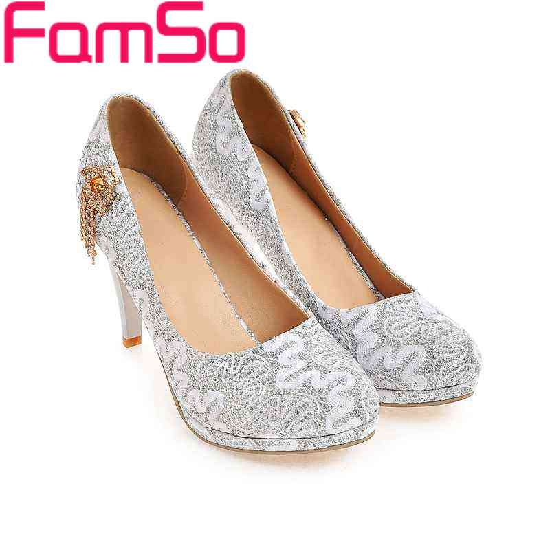 Popular Silver Heels Prom-Buy Cheap Silver Heels Prom lots from