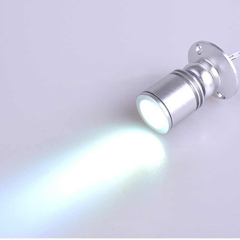 Мини светодиодный прожектор потолочные лампы на поверхности винные шкафы лампа маленькая лампа подсветки ювелирные изделия огни витринные прожекторы