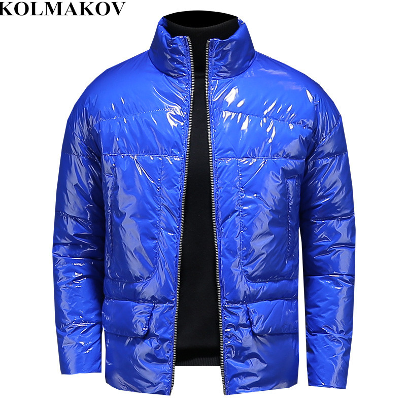 KOLMAKOV 2018 Top Quality New Winter Waterproof Short Warm   Coats   Mens Duck   Down     Coats   and Jackets Homme Luxury Dress Men M-3XL