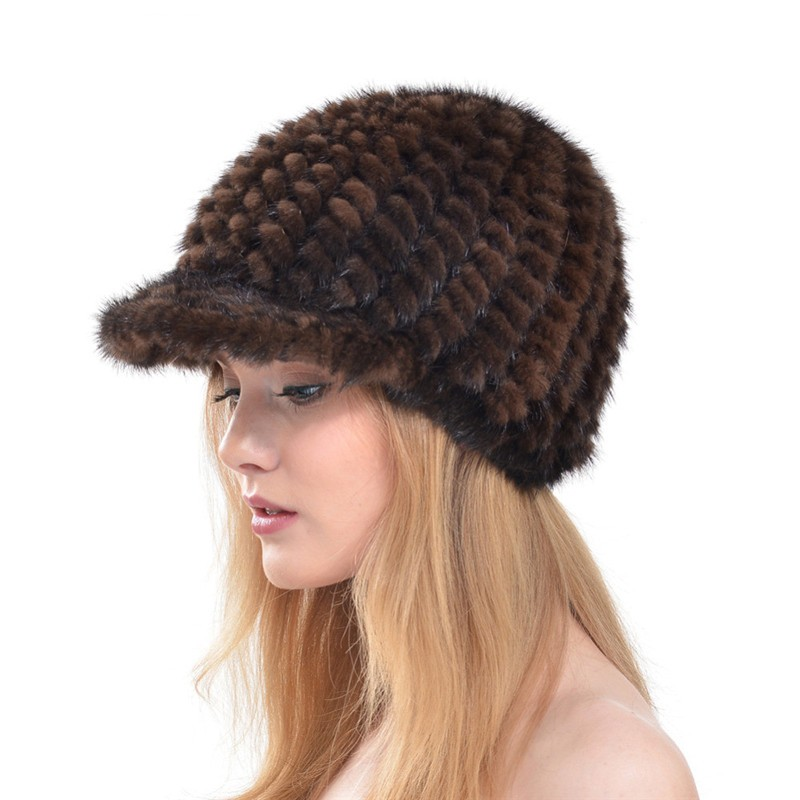 QUEENFUR-Genuine-Knitted-Mink-Fur-Hat-Natural-Mink-Fur-Cap-2016-New-Sales-Good-Quality-Famle (1)