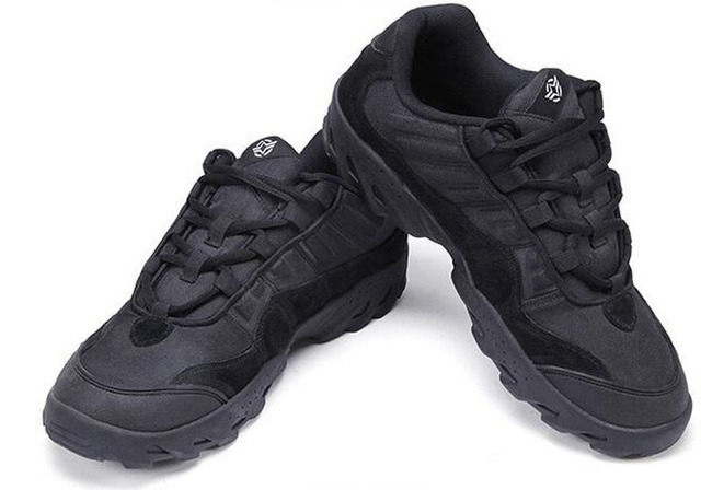 Бесплатная Доставка Новый Открытый новый дизайн обуви армии военные сапоги Скальные туфли пустыня штурмовые ботинки