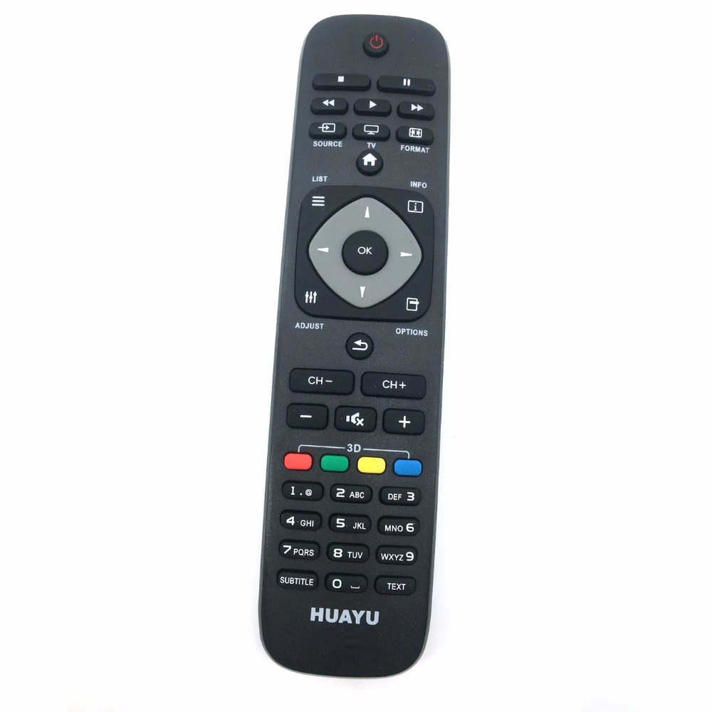 Replacement Remote Control For Philips Led Tv 39pfl3708 39pfl3708  F8 50pfl3908  F7 55pfl4909