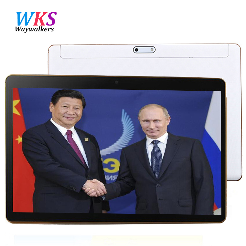 Waywalkers 9.6 pulgadas S960 Octa Core 1.5 GHz Android 5.1 4G LTE tablet Intelig