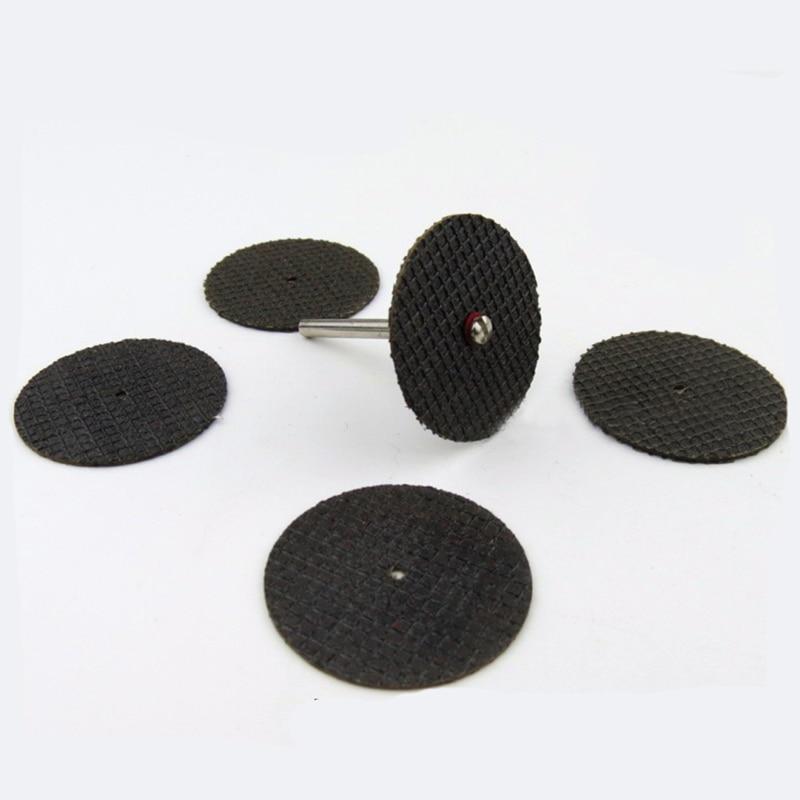 20ks dremel mini řezací kotoučové nástroje brusné kotouče - Brusné nástroje - Fotografie 5