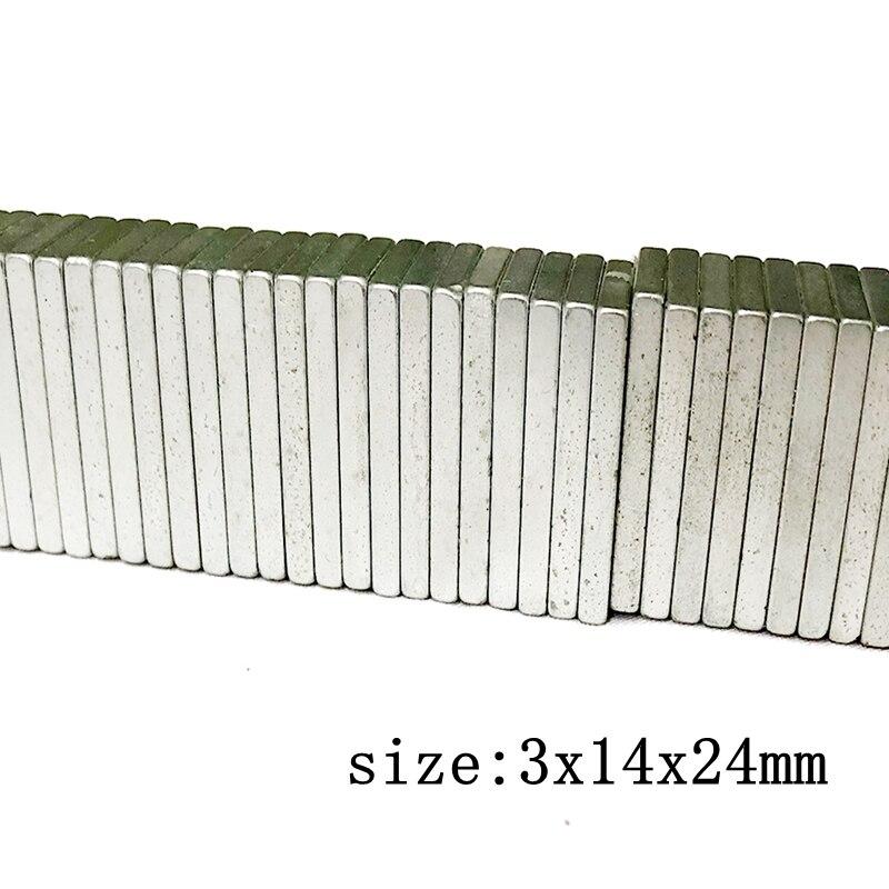 ÉNERGIQUE Super Forte N52 Néodyme Aimant NdFeB Cuboïde, Plus Fort et Plus Puissant Rare Earth High Temp Aimants pour Heatbed