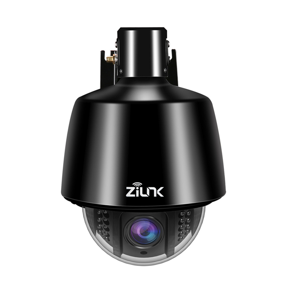 ZILNK Speed Dome IP Camera Wifi Wireless Outdoor Security PTZ 2 7 13 5mm Auto Focus