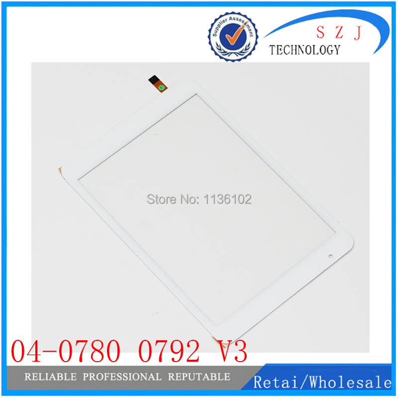 (Ref: 04-0780 0792 V3 ) Original 7.85-inch capacitive touch screen panel Tablet PC handwriting external screen Free shipping