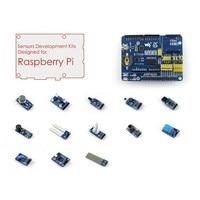 Raspberry Pi Model 3 B 2 B Accessories Pack Raspberry Pi Expansion Board ARPI600 Various Sensors