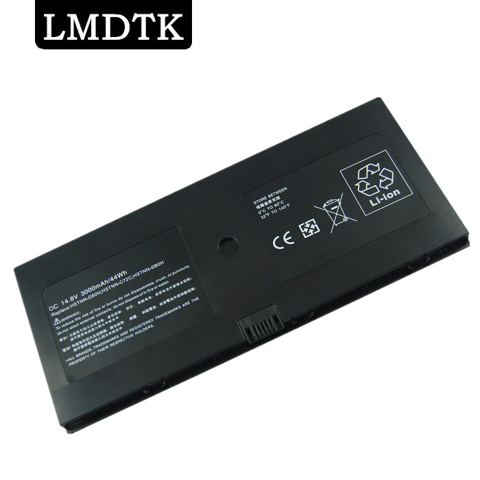 LMDTK New 4cells laptop <font><b>battery</b></font> FOR <font><b>HP</b></font> <font><b>probook</b></font> <font><b>5310M</b></font> 5320M BQ352AA HSTNN-DB0H HSTNN-SB0H HSTNN-D80H HSTNN-C72C free shipping image