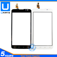 Touch Screen For LG G Pro Lite D685 D686 Dual Sim Card Version Touch Panel Front Glass Replacement Black White Sensor 1PC/Lot