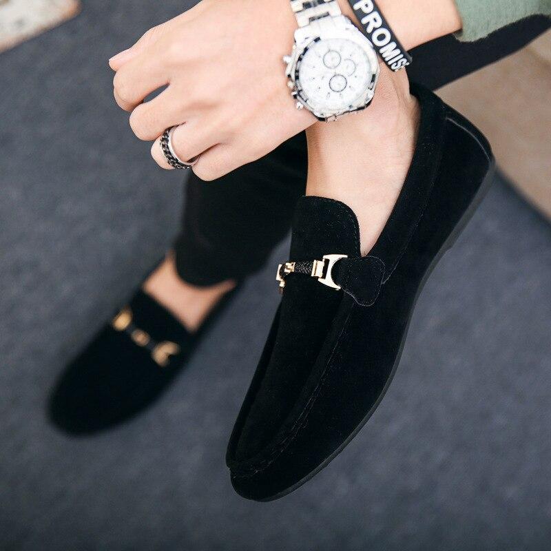 ZYYZYM Men Loafers Shoes Man 2019
