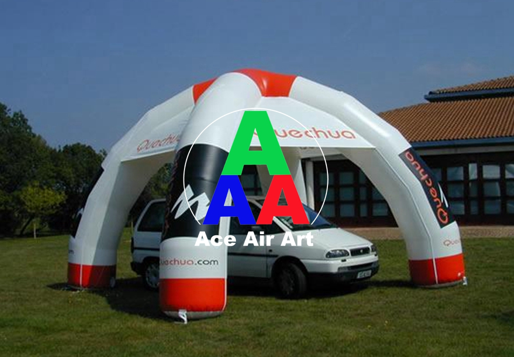 inflatable advertising spider tent for exhibition can free to add logo inflatable cartoon customized advertising giant christmas inflatable santa claus for christmas outdoor decoration