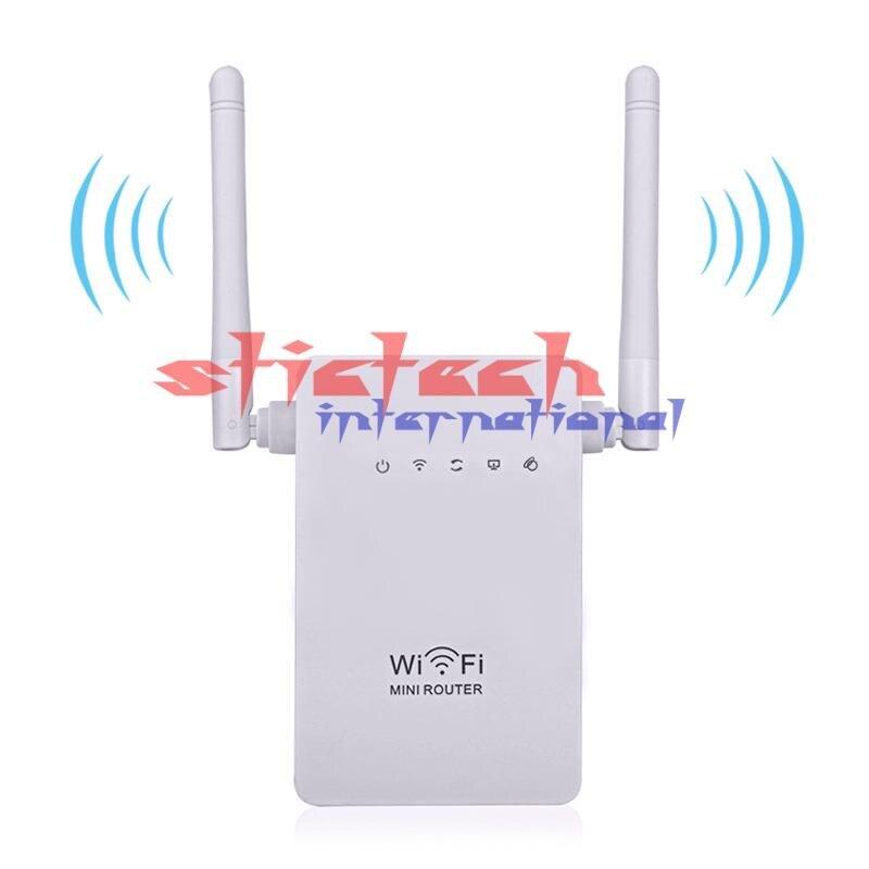 Door dhl of ems 10 stuks Draadloze Wifi Router 802.11 b/g/n Netwerk Wi fi 300Mbps Wifi repeater Signaal Boosters-in Draadloze Router van Computer & Kantoor op AliExpress - 11.11_Dubbel 11Vrijgezellendag 1