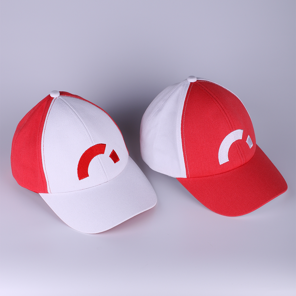 Anime Pocket Monster Cosplay Costumes Caps Pokemon Caps Baseball Ash Ketchum Halloween Party Prop